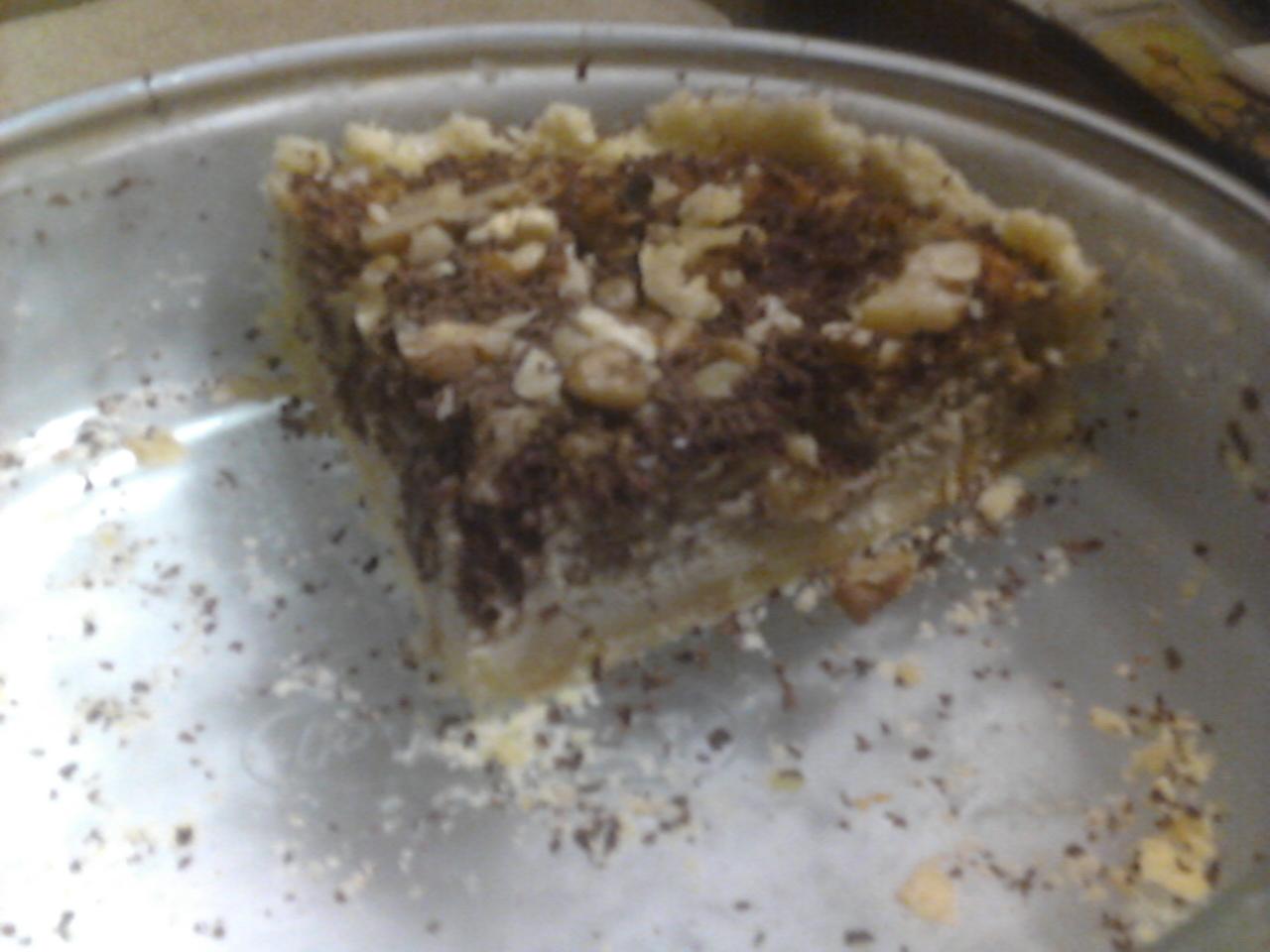 fragment of tart