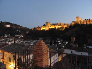 Alhambra fort